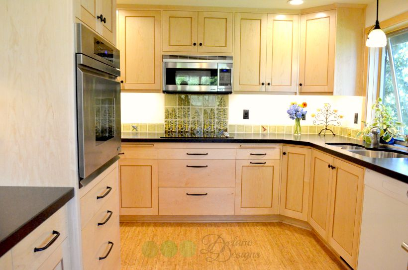 Northwest Kitchen Delano Designs