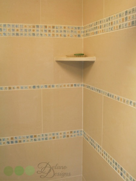 Shower Tile Delano Designs