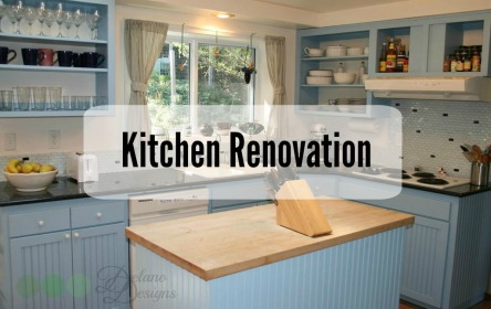 Kitchen Renovation After Delano Designs Title